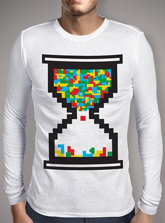 Мужская футболка с длинным рукавом Game Time