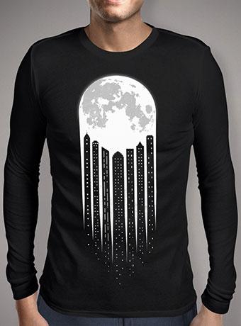 Мужская футболка с длинным рукавом Moon-City