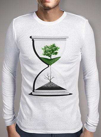 Мужская футболка с длинным рукавом We Are Drying Out