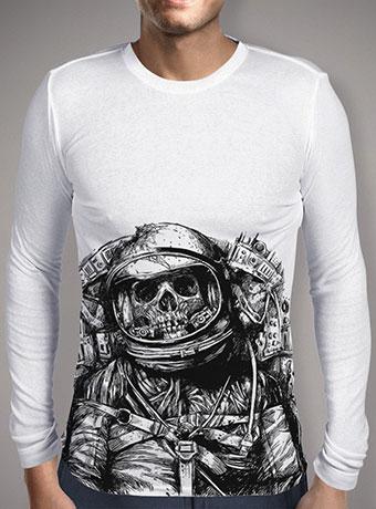 Мужская футболка с длинным рукавом Dead Astronaut