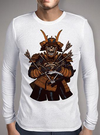 Мужская футболка с длинным рукавом Dead Samurai