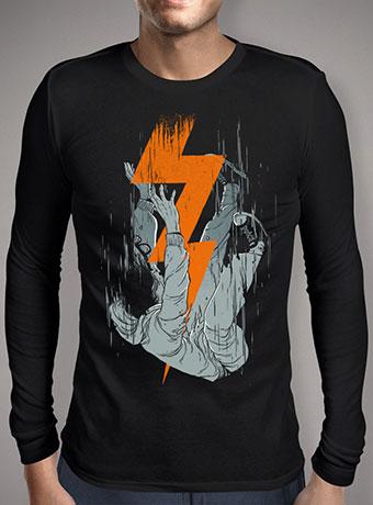 Мужская футболка с длинным рукавом Fall Effect