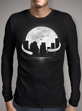 Мужская футболка с длинным рукавом Goodnight