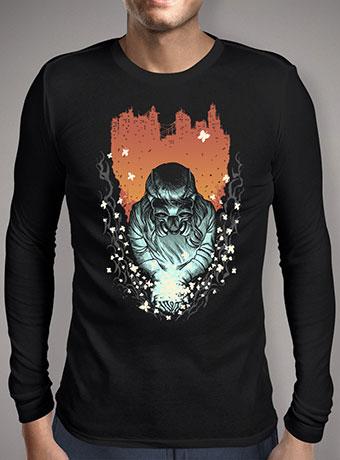 Мужская футболка с длинным рукавом Light of Life
