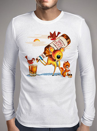 Мужская футболка с длинным рукавом Once Upon A Good Time