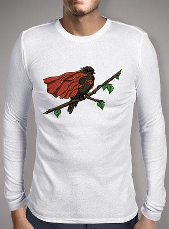 Мужская футболка с длинным рукавом Superbird