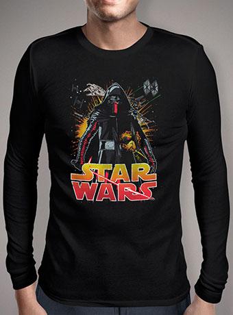 Мужская футболка с длинным рукавом Emerging Threat