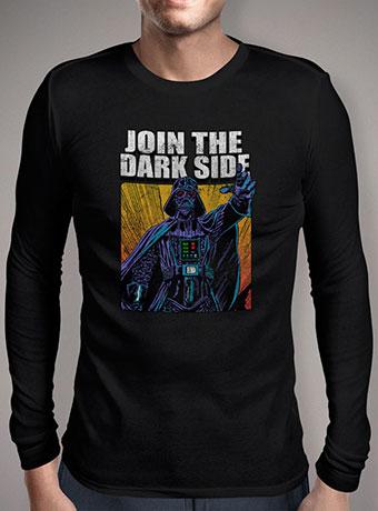 Мужская футболка с длинным рукавом Join Vader