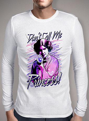Мужская футболка с длинным рукавом Stop Calling Me That