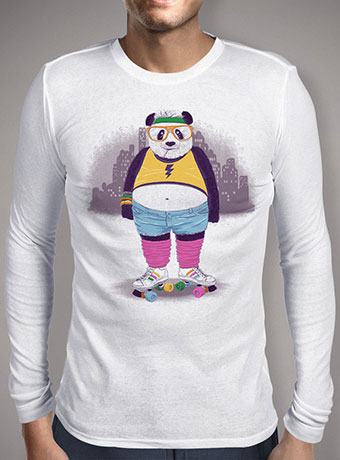 Мужская футболка с длинным рукавом Fashion Victim