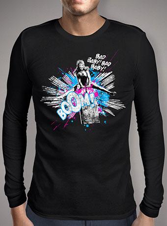 Мужская футболка с длинным рукавом Girl Power