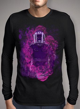 Мужская футболка с длинным рукавом Karma Police