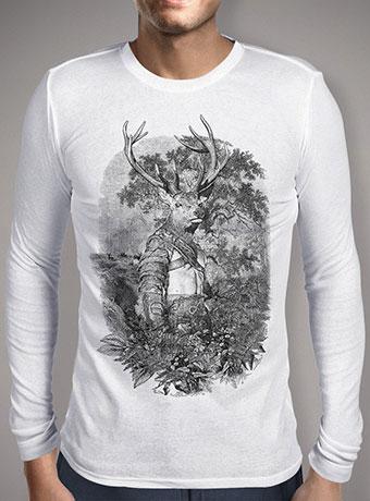 Мужская футболка с длинным рукавом Stagmanok