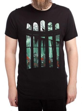 Мужская футболка The Plague