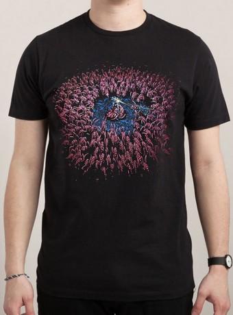 Мужская футболка The Rush