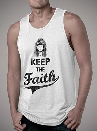 Мужская майка Keep The Faith