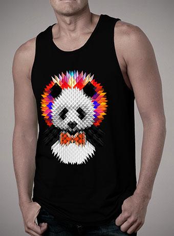 Мужская майка Panda 2