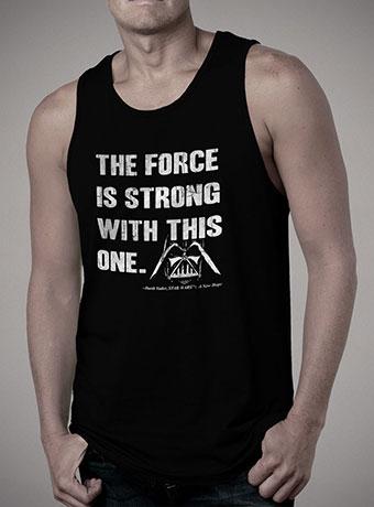 Мужская майка The Force Is Strong