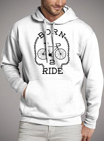 Мужская толстовка Born To Ride