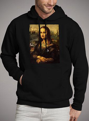 Мужская толстовка The Modern Mona