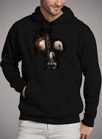 Мужская толстовка Cave Skull
