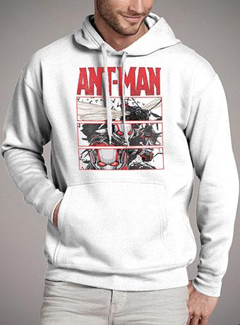 Мужская толстовка Ant-Man Cubed