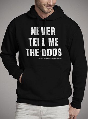 Мужская толстовка Never Tell Me the Odds