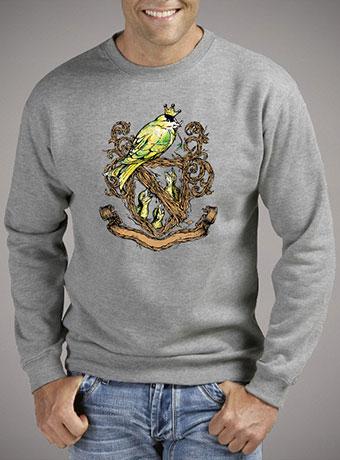 Мужской свитшот Birds Crest