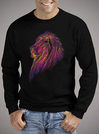 Мужской свитшот Lion Scribble
