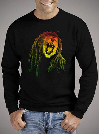 Мужской свитшот Reggae Jungle
