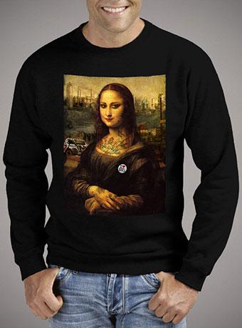 Мужской свитшот The Modern Mona