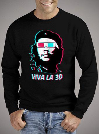 Мужской свитшот Viva La 3d