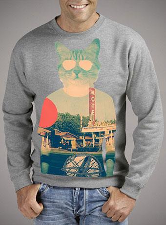 Мужской свитшот Cool Cat