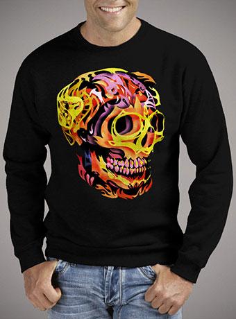 Мужской свитшот Skull V