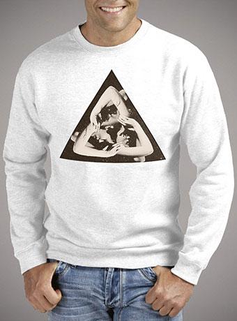 Мужской свитшот Triangle