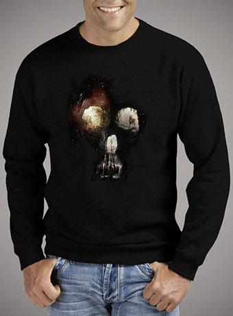 Мужской свитшот Cave Skull