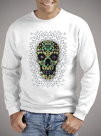Мужской свитшот Skull 6