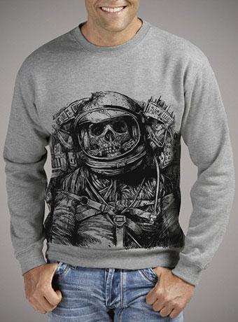 Мужской свитшот Dead Astronaut