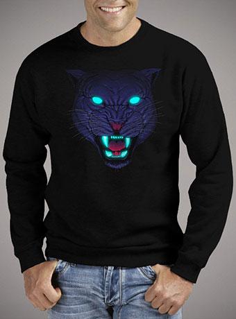 Мужской свитшот Electric Panther