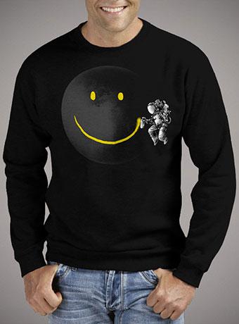 Мужской свитшот Make a Smile