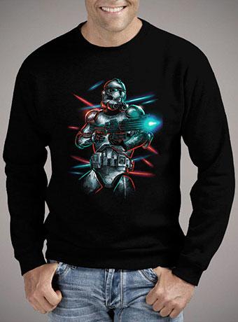 Мужской свитшот Clone Trooper