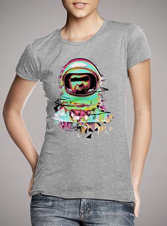 Женская футболка Astro