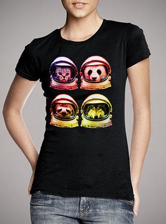 Женская футболка Astro Full Blast