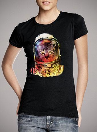 Женская футболка Cat Invasion