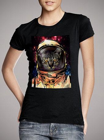 Женская футболка Cat Invasion V2