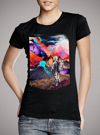 Женская футболка Dreamscape
