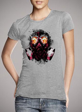 Женская футболка Explode