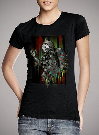 Женская футболка Infest