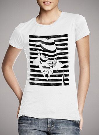 Женская футболка Love Noir