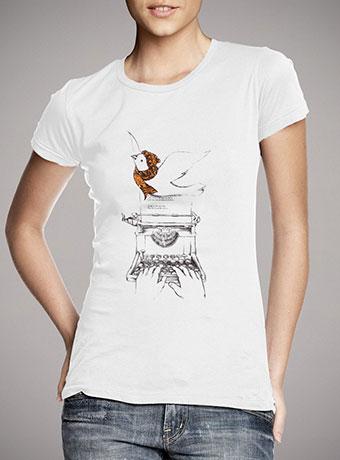 Женская футболка My Autumn Stories